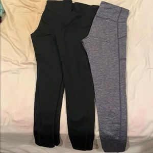 Full length Champion workout leggings from Target